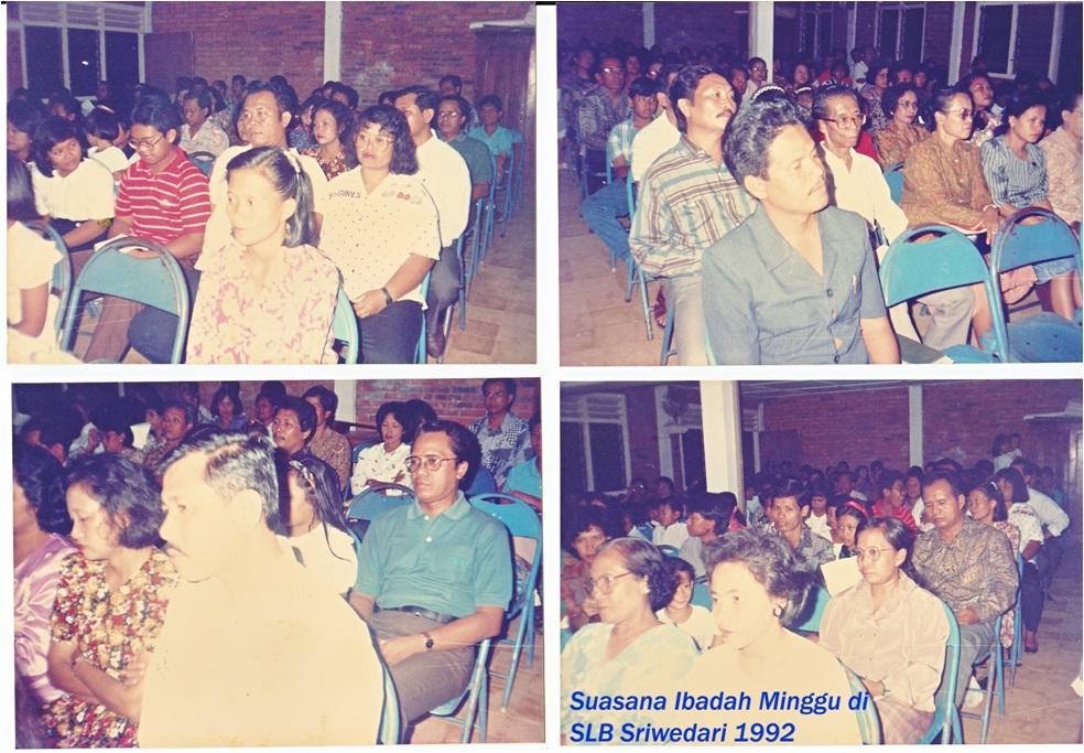 Ibadah di SLB Sriwedari