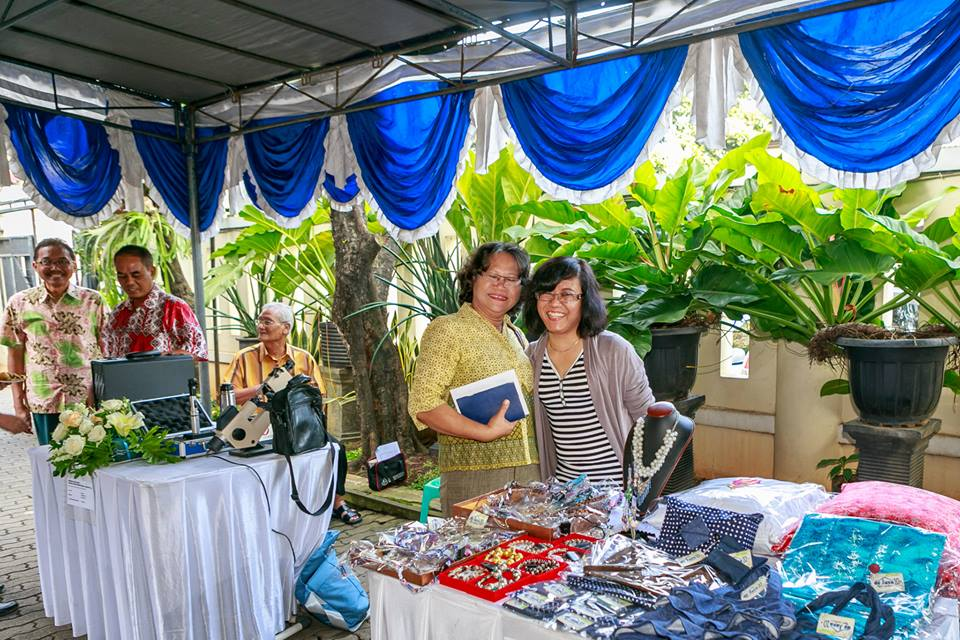 Bazaar GKJ Bekasi, 8 Juni 2014