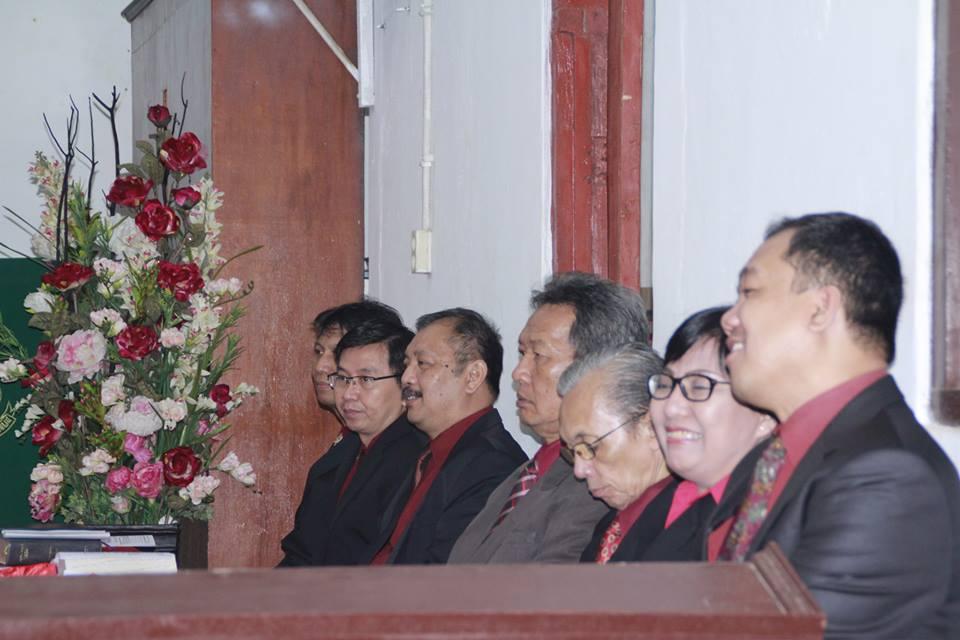 Ibadah Riyaya Undhu-undhu – GKJB Selatan 8 Juni 2014