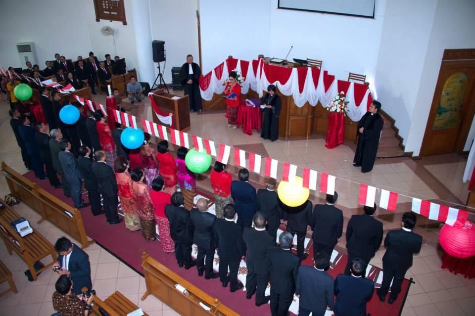 Majelis Baru 2014