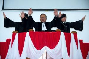 Tritunggal Pendeta