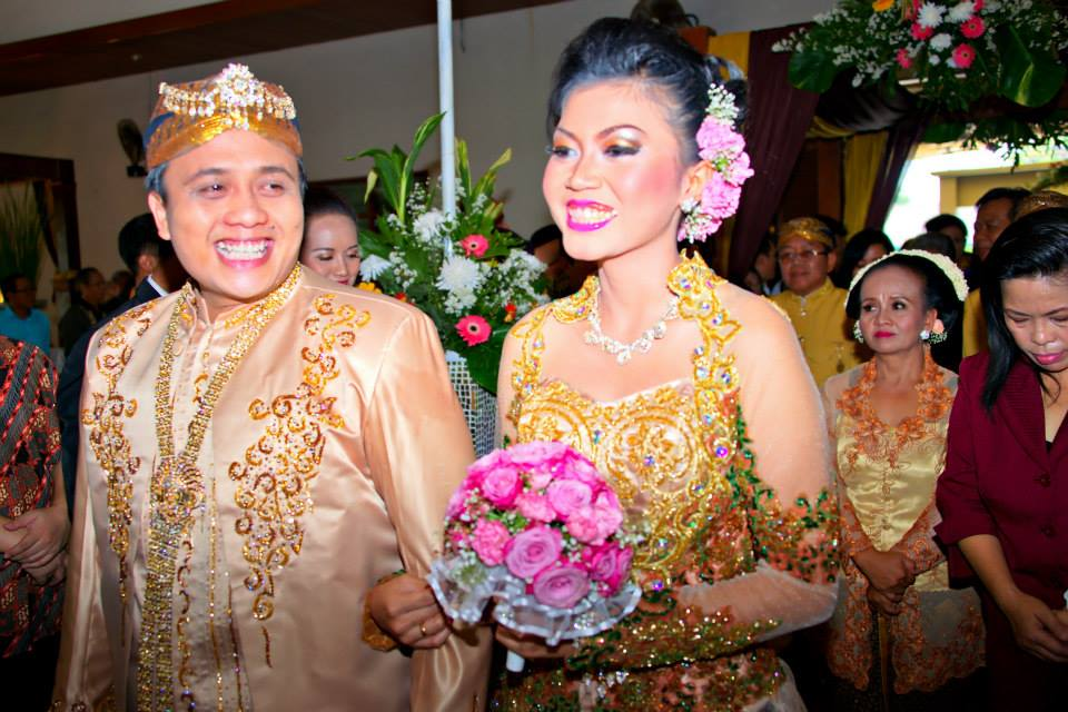Pdt. Kukuh Wedding