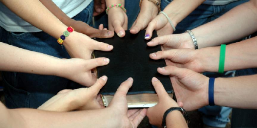 "YOUTH BIBLE CAMP ""WARUNG KOPI"" 2016"